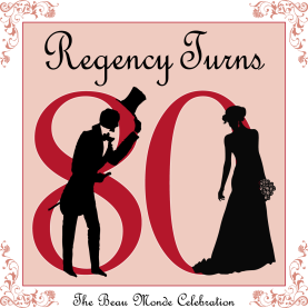 TBM Regency Turns 80 Logo