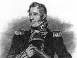Captain Sir Thomas, Lord Cochrane