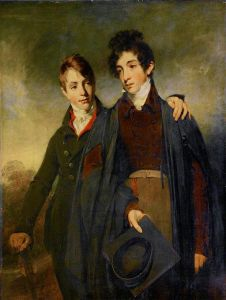 Guy and Hugh Amberly, Ages 12 and 14 - George_and_John_Soane_Jr_Owen