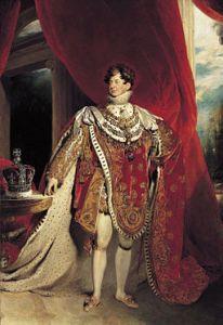 King George IV Coronation