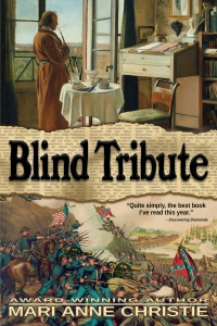 Blind Tribute NEW Front Cover